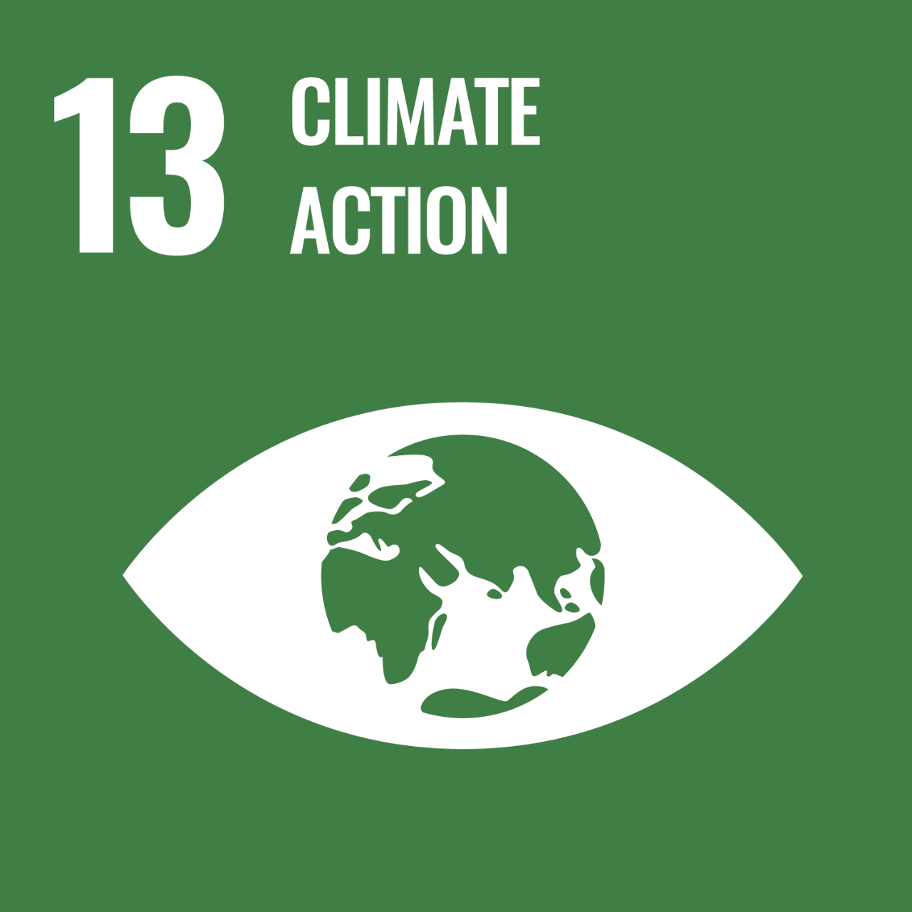 The Sustainable Development Goal 13 aims to take urgent action to combat climate change and its impacts""